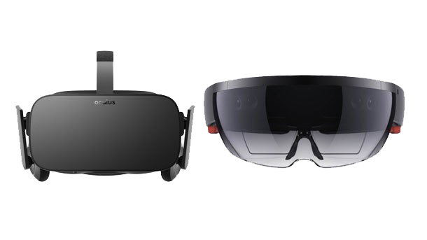 oculus and hololens